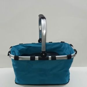 Collapsible Market Tote Basket Carrier